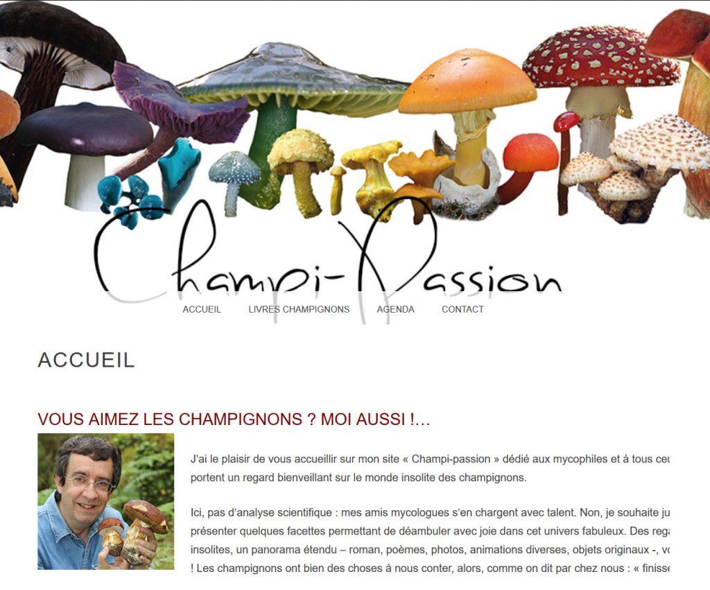 Benoit Peyre Mycologue Corrèze