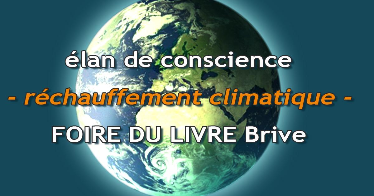 Action climat foire du livre 2017
