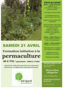 Ajat (24): initiation à la permaculture @ Ajat (24)