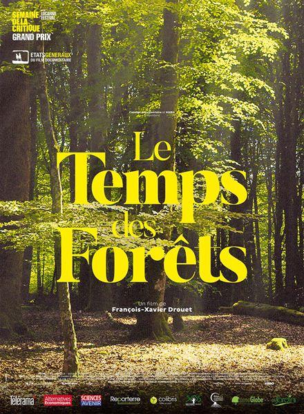 """Projection-débat du film """"Le temps des forêts"""" @ Médiathèque d'Egletons"""