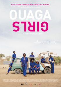 "Ciné - documentaire ""Ouaga Girls"" - association Togo 19"