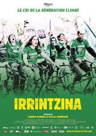 Film documentaire «Irrintzina», 18 mars à 13h en ciné-débat, au cinéma Le Paris (à Souillac – 46) : le cri de la génération climat.
