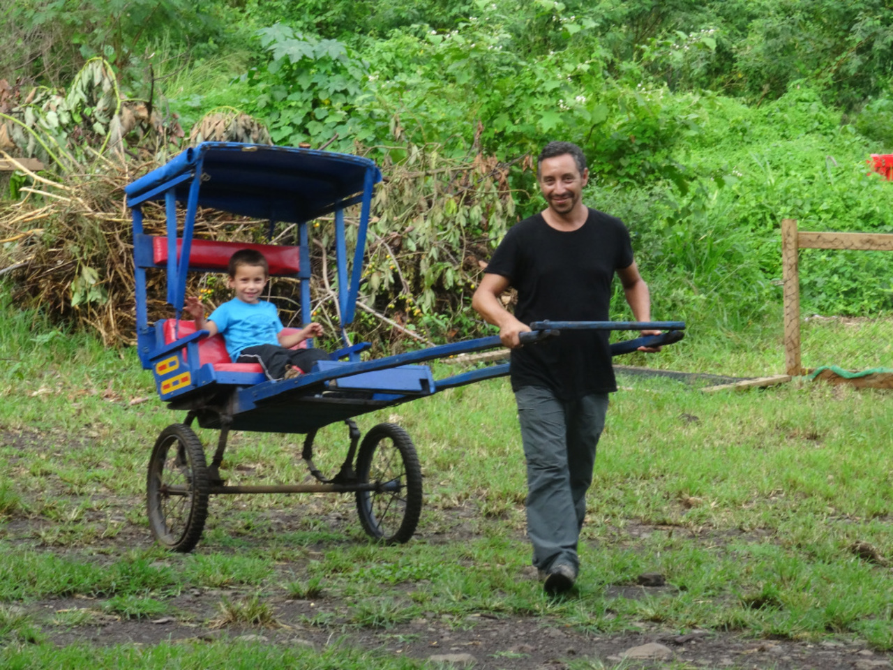 Financement participatif : ferme pédagogique à Tauriac