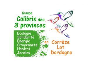 """Relance des """"Colibris"""" des 3 provinces ? (réunion le 28-09 à 15h à La Chatie)"""
