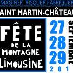 """Fête de la Montagne Limousine ... """"Nous sommes le territoire"""" ... en Creuse"""