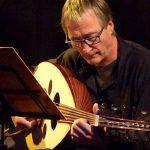Concert solidaire à Argentat samedi 14-09 - Oud - avec Olivier Payrat et un musicien Lybien