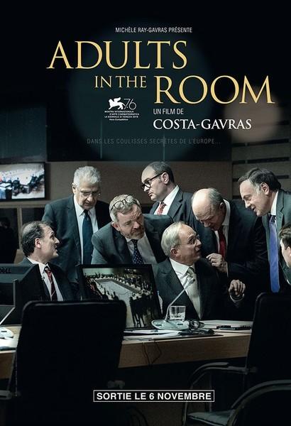Ciné débat avec Costa Gavras sur la crise Grecque – Rex/Brive le 9-11
