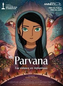 """Projection débat autour du film """"Parvana"""" @ Le CInéma Rex de Brive"""