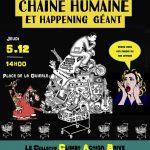 Action climat#brive jeudi 5 déc - Brive - Guierle 14h