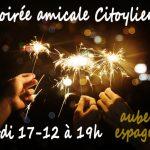 """Soirée Citoyliens """"au 400"""" : MARDI 17 décembre à 19h"""