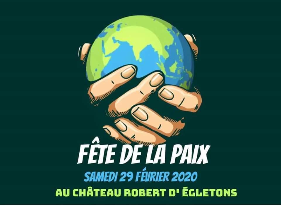 Fête de la Paix et de l'Hospitalité à Egletons @ Château Robert