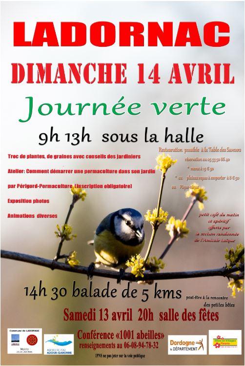 Journée Verte à Ladornac @ Ladornac