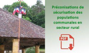 Contribution [après Covid] : organiser la résilience en milieu rural