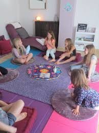 Atelier bien être et relaxation enfant @ Salle anexe