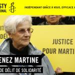 FRANCE / DÉLIT DE SOLIDARITÉ : manifestation à Brive le 8-07 Brive
