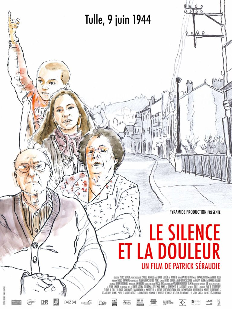 Projection-débat du film documentaire : Le silence et la douleur @ Le Temple de Madranges,