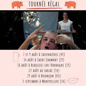 Soirée Cirque et musique CHEZ FLORA // VENDREDI 14 AOÛT // 20H @ La Marquisat, 19 neuville