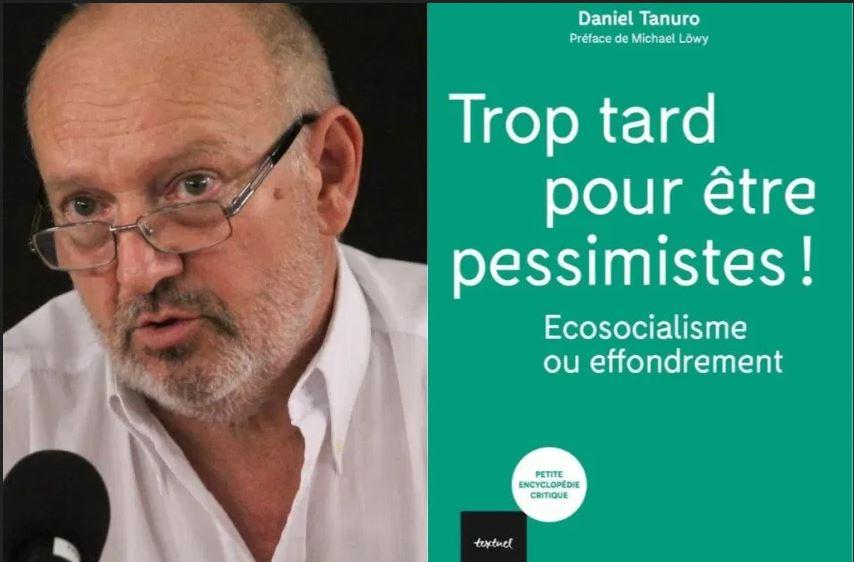 Rencontre débat avec Daniel Tanuro @ salle Latreille, à Tulle, impasse latreille