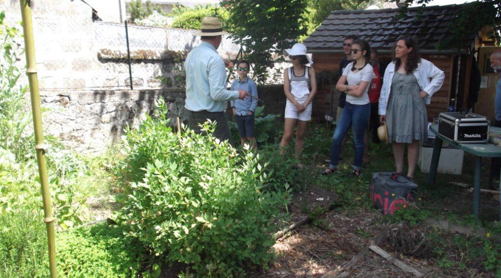 Atelier jardin au naturel à la Passerelle @ Jardin de la Passerelle
