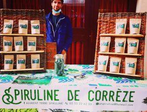 Bambou, osier et spiruline ... de Corrèze !