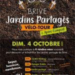 Vélo-Tour des jardins partagés de Brive [dim. 4 octobre - 9h/12h]