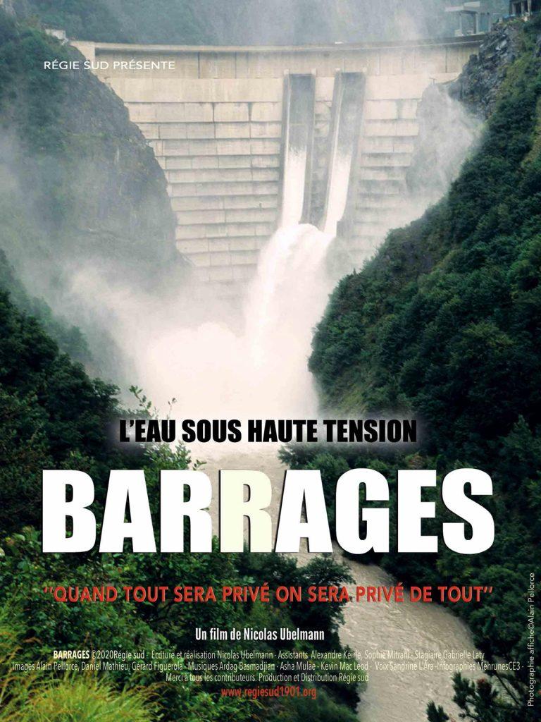Projection-débat du film Barrages @ Cinéma le Soubise