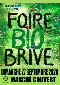 Foire BIO de Brive - 9h / 19h