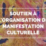 """Manif """"soutien au monde de la culture"""""""