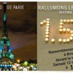 Rassemblement Musical Et Lumineux Pour Le Climat sam. 12-12 à 14h