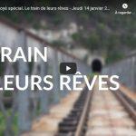 VIDÉO. Des particuliers prêts à rouvrir la ligne Bordeaux-Lyon avec une « SNCF citoyenne »
