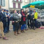 Échantillon de la scène ouverte Quai Baluze les dimanches à Tulle : danse interdite !