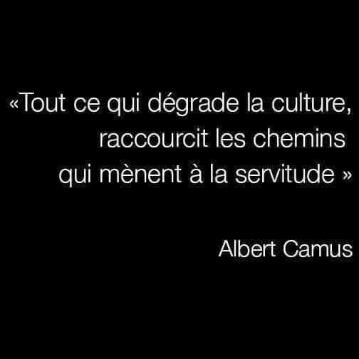 Citation de Camus