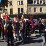 Retour de manifestation anti-loi sécurité globale / séparatisme / état d'urgence