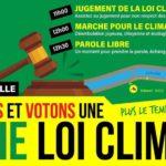 Marche pour le climat - dimanche 11h à TULLE (Tribunal)