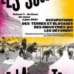 """Mouvement national """"Les soulèvements de la terre"""""""