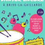 "Brive-la-gaillarde ""HK - Danser Encore"" samedi midi"