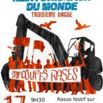 Stop COUPES RASES - Samedi à Truffy (Faux la Montagne)