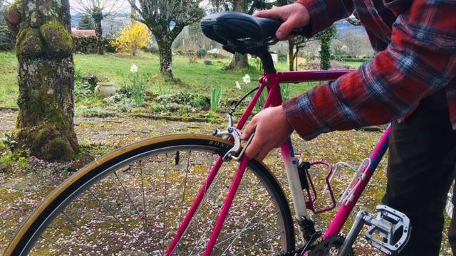 Atelier réparations, réglages et entretien d'un vélo @ Battement d'ailes