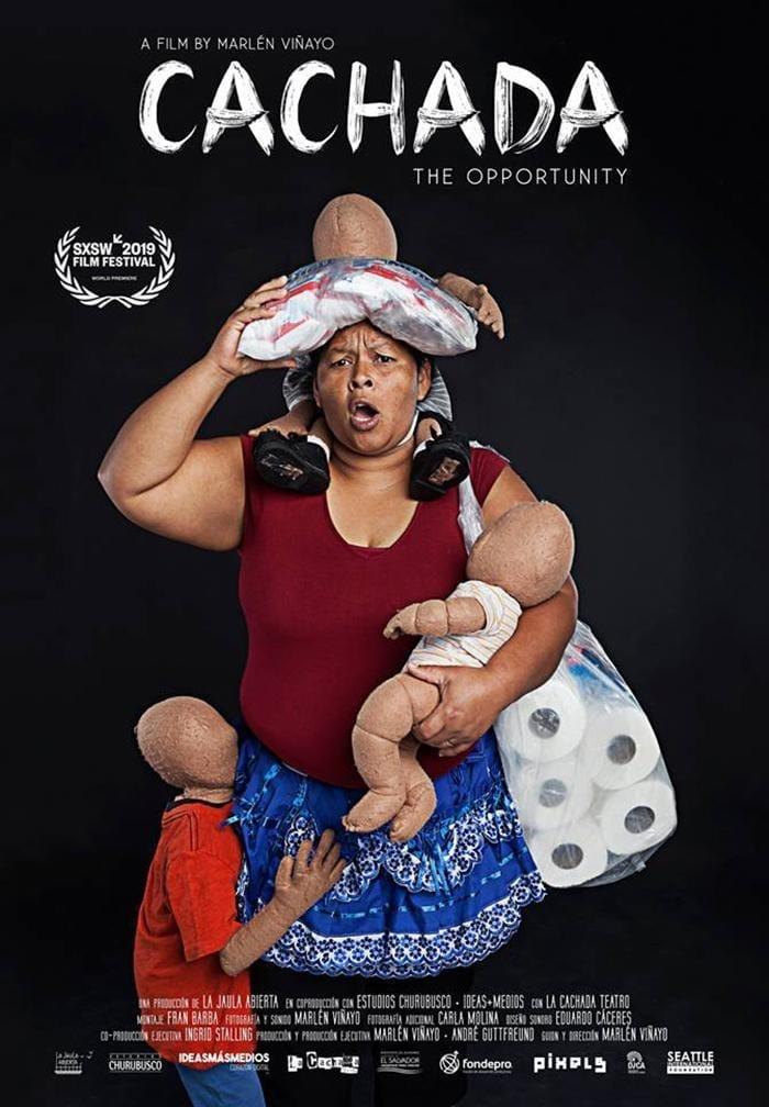 """Projection-débat du film """"Cachada"""" dans le cadre des Rencontres du cinéma latino-américain"""