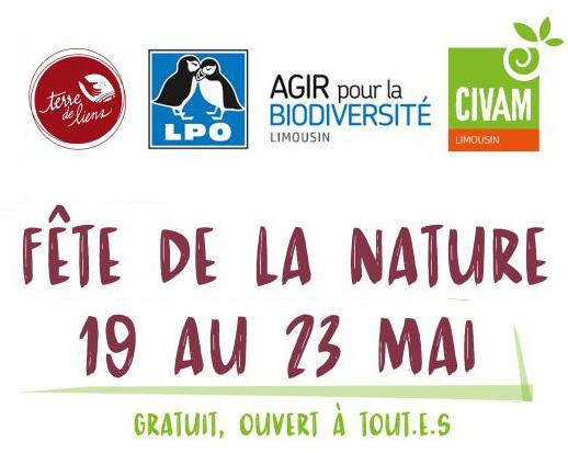 Fete de la nature Civam en Corrèze