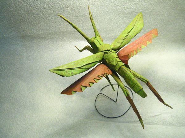 Atelier origami @ Librairie Chantepage
