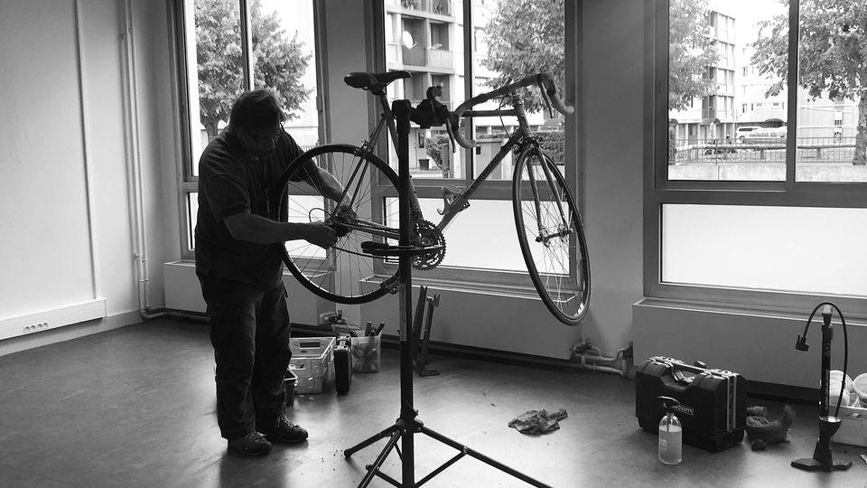 Repair Café Vélo @ Ressourcerie Gaillarde